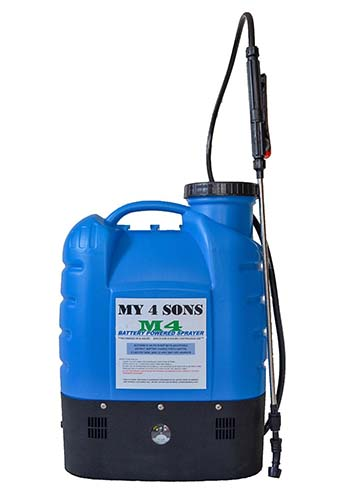5 Best Garden Sprayers Electric or Manual Pump Reviews