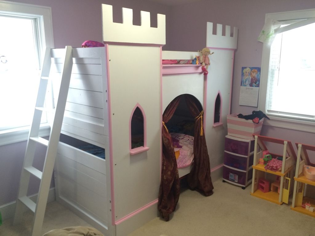 this is another bunk bed that would make most any girlu0027s day it is a bed