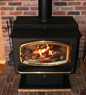 Photo by Woodstove-Fireplaceglass