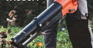 10 Best Leaf Blower and Vacuum Reviews (Gas, Electric, Cordless)