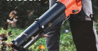 10 Best Leaf Blower and Vacuum
