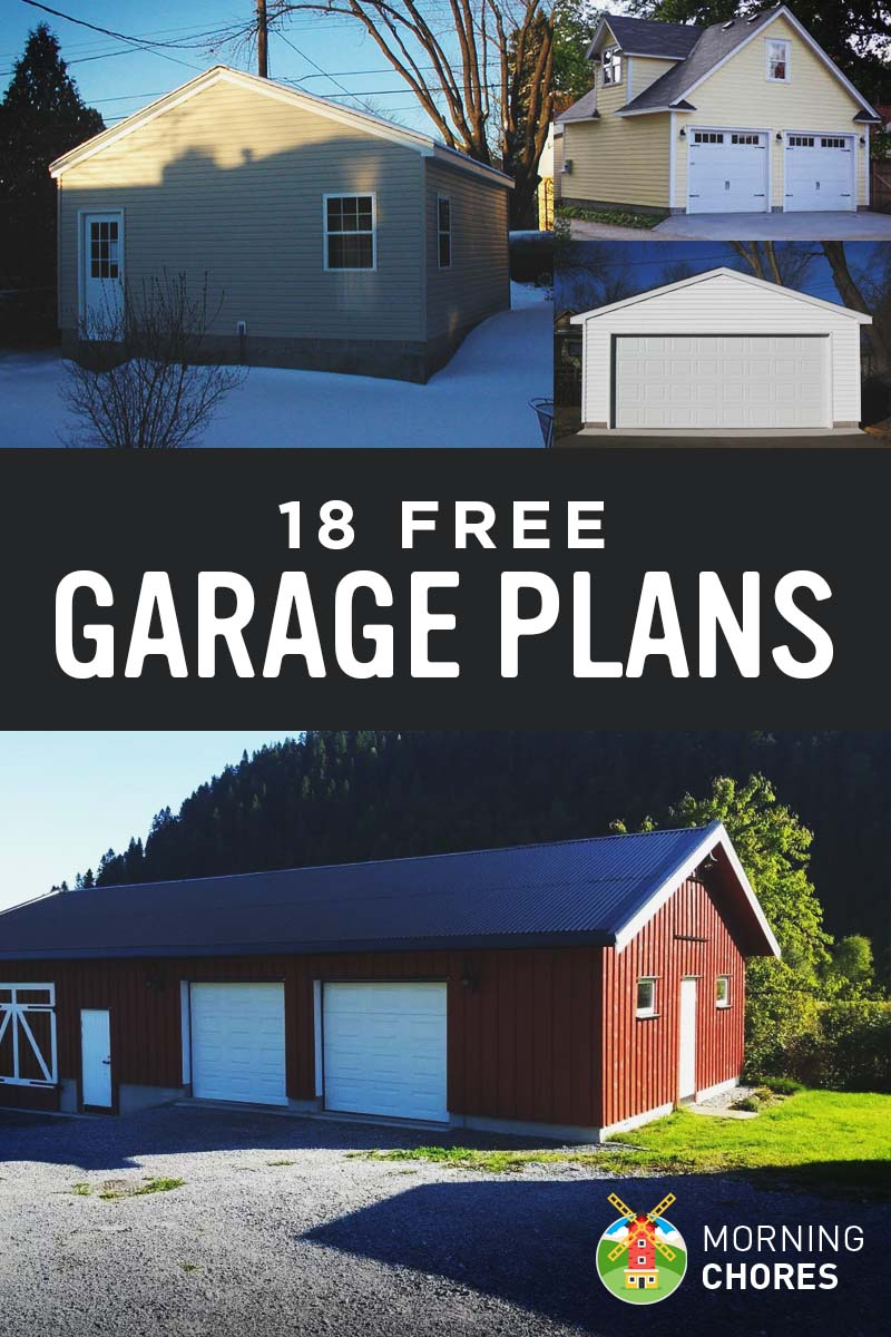 DIY Garage Plans