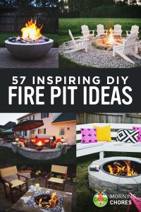 57 Inspiring DIY Outdoor Fire Pit Ideas to Make S'mores ...