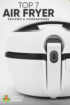 7 Best Air Fryer Reviews and Comparisons