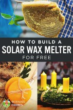How We Built an Easy DIY Solar Wax Melter for Free with a Cooler Box