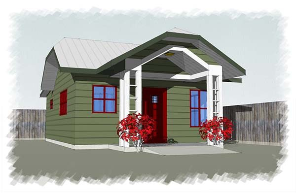 Tiny House Plans 11 600x396?resize\=600%2C396 funky house plans designs house design,Funky House Plans