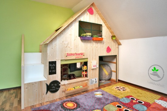 31 Free DIY Playhouse Plans to Build for Your Kids\' Secret Hideaway