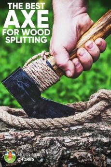7 Best Axe for Splitting Wood