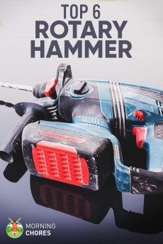 6 Best Rotary Hammer Drill Review and Comparisons