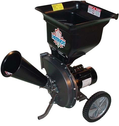 5 Best Wood Chipper and Shredder for Home Use – Reviews ...