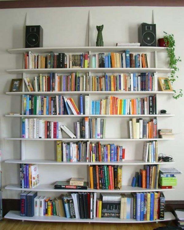 Modern Bookshelf Plans 51 diy bookshelf plans & ideas to organize your precious books