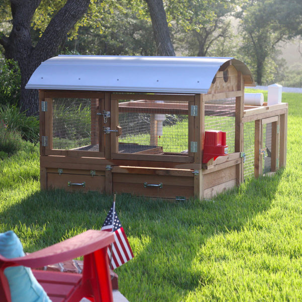 37 free diy duck house coop plans ideas that you can for Chicken and duck coop