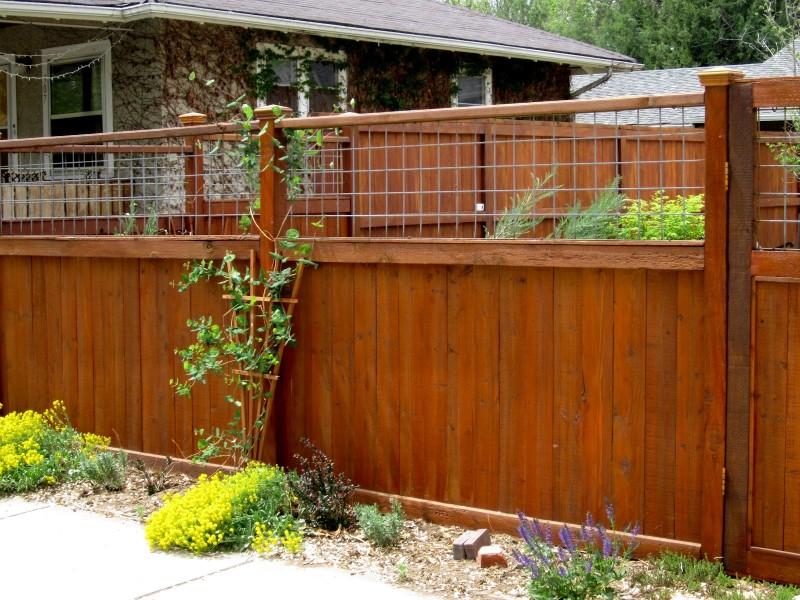 27 cheap diy fence ideas for your garden privacy or perimeter - Diy Garden Fence Ideas