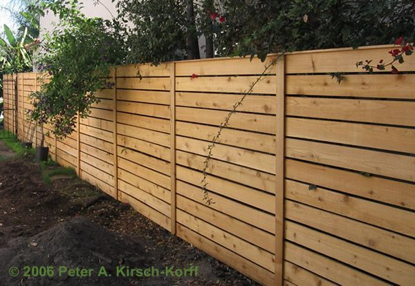 more goodlooking yet affordable prefab fence ideas