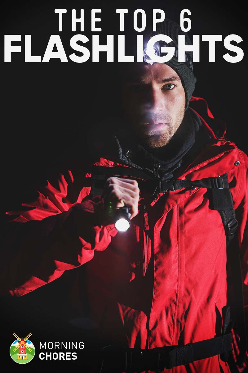 6 Best Flashlights for Walking at Night: Reviews and Buying Guide