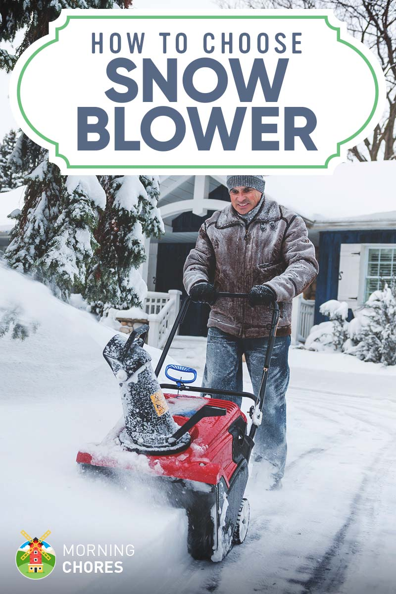 6 Best Snow Blower for Your Home Driveway: 2017 Reviews & Buying Guide