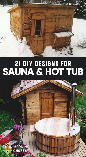 Do You Use A Sauna Or A Wood Burning Hot Tub On A Regular Basis? What  Benefits Have You Gotten From It?