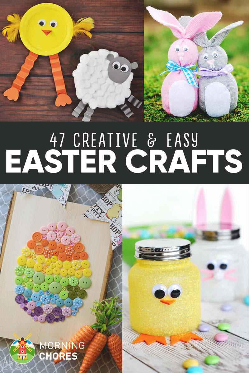 47 creative easy diy