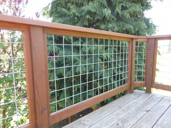 32 Diy Deck Railing Ideas Designs That Are Sure To 30 Diy