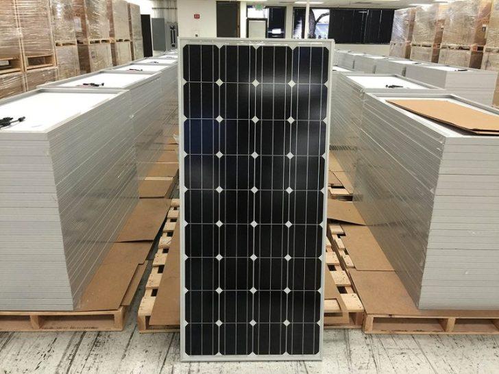 Everbright Solar Watt Solar Panel