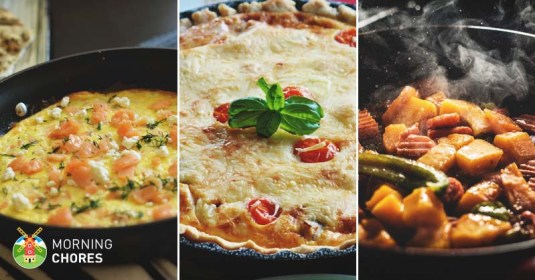 54 Delicious Cast Iron Skillet Recipes You'll Use Again and Again