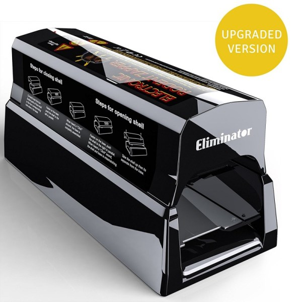 Eliminator Robust Electronic Rat and Rodent Trap