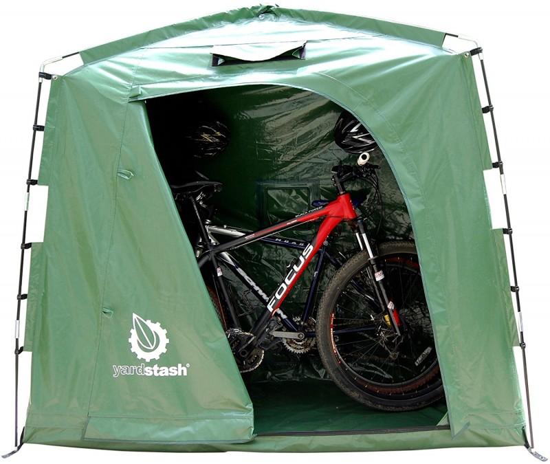 The YardStash IV Storage Shed Tent