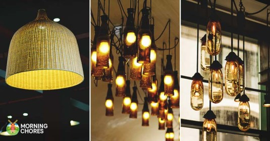 4 Steps to Create Budget-Friendly Lights And 16 Incredible DIY Lights