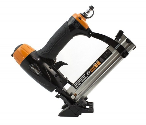 Freeman PFBC940 4-in-1 18 gauge Mini Flooring Nailer:Stapler