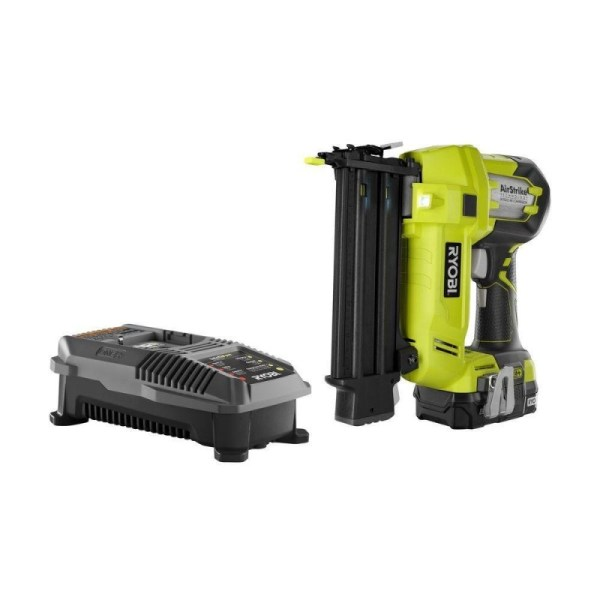 Ryobi P854 ONE Plus Brad Nailer Kit