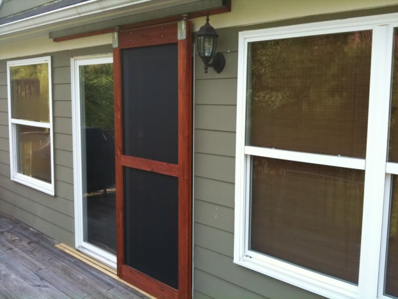 andersen-sliding-patio-screen-doors & 24 Awesome DIY Screen Door Ideas to Build New or Upcycle the Old pezcame.com