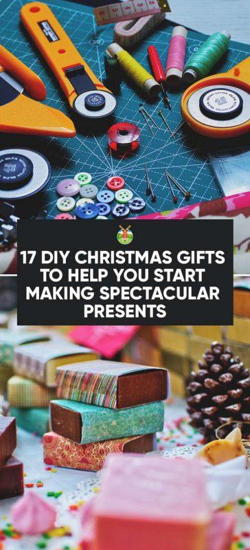 17 diy christmas gifts