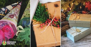 17 Unique and Adorable Ways to Wrap Gifts for the Holidays