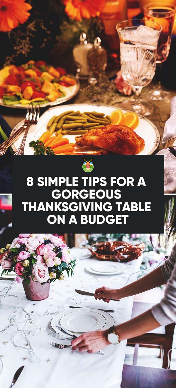 But how do you plan on decorating your table this Thanksgiving? What do you  use? Do you have any specific design ideas you could share with us?