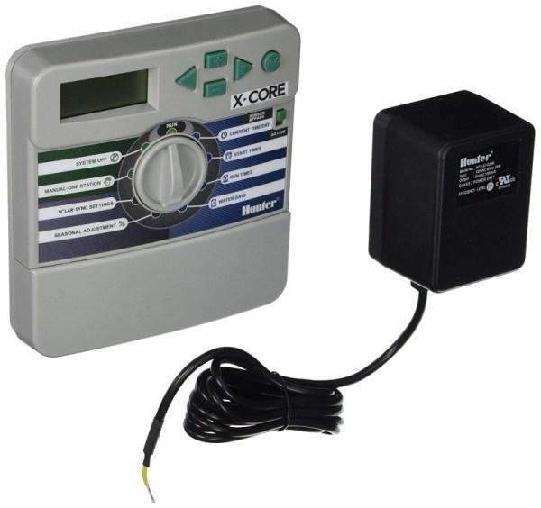Hunter Sprinkler XC600i X-Core 6-Station Indoor Controller Timer