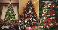 30 Gorgeous Christmas Tree Decorating Ideas You Should Try ...