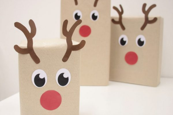 Applikationer til gaveindpakning