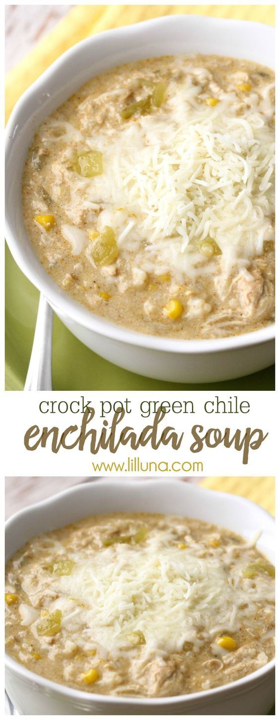 39 easy and appetizing crock pot soup recipes perfect for for Winter soup recipes easy