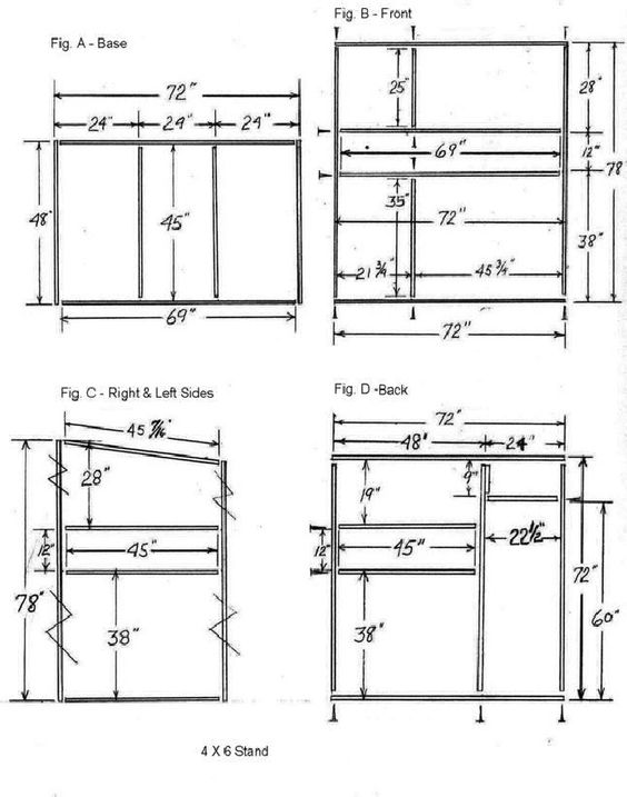 20 free diy deer stand plans and ideas perfect for hunting for Free ladder stand plans