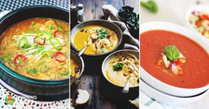 15 Warming Soup Recipes to Keep Your Spirits High this Winter