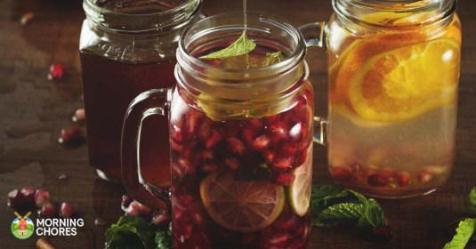 19 Great Infused Water Thirst Quenchers Which Adds a Punch of Flavor