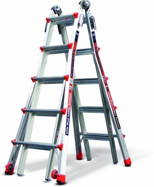 Little Giant 12022 RevolutionXE 22-foot Multi-Use Ladder