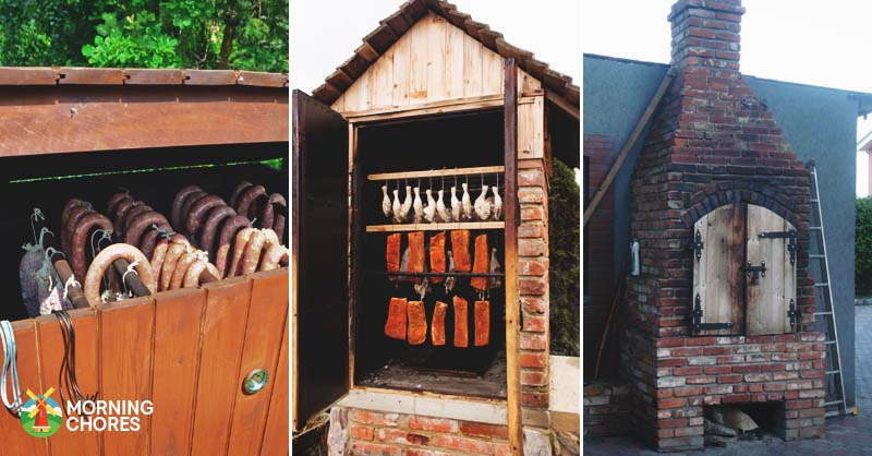 23 Awesome DIY Smokehouse Plans You Can Build in the ... on
