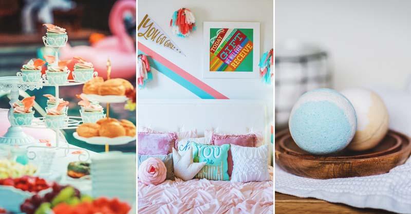 30 Fun Sleepover Ideas For Kids Tweens Or Teens At A Slumber Party