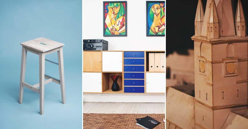 26 diy cardboard furniture
