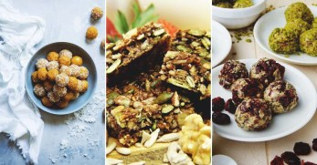 26 Must-Try Energy Bar Recipes Bursting With Powerful Proteins