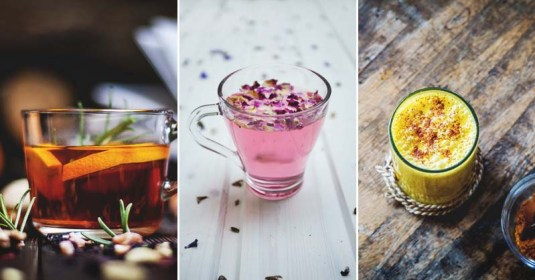 20 Beneficial Herbal Tea Recipes That Will Comfort Your Body