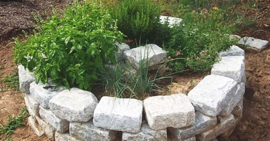 Why You Should Have a Herb Spiral and How to Build It in 4 Steps