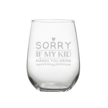 Wine Glass For Teachers