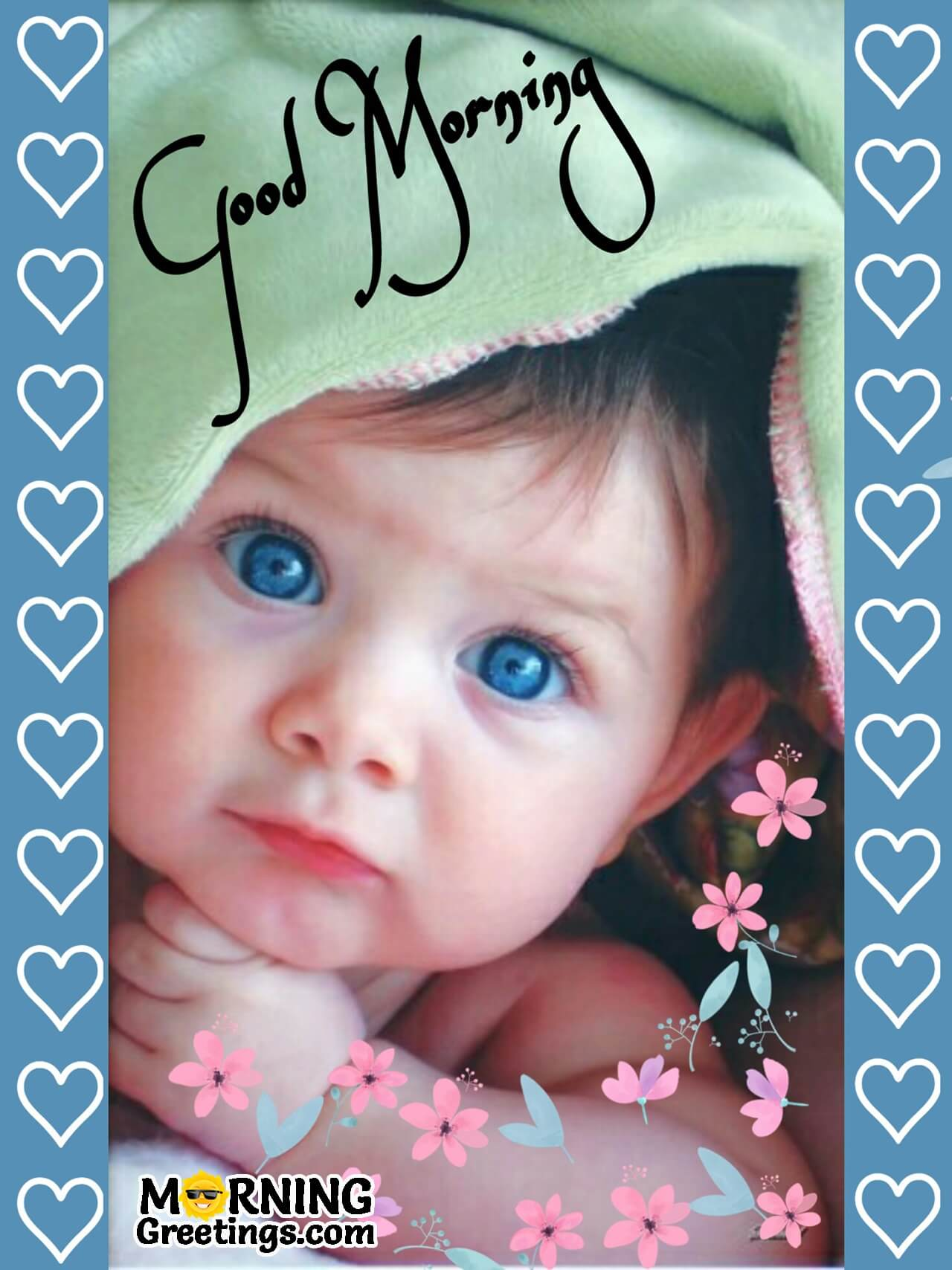 Good Morning Baby Quotes : morning, quotes, Morning, Images, Babies, Greetings, Quotes, Wishes